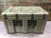 33x21x19 Hardigg Pelican Wheeled 472 Medchest 7 Military Medical Chest Case