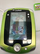 Leap Frog Leapfrog Leappad2 Kids Tablet 7 Games Case And Charging Cord
