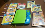 Leap Frog Leap Start Learning System With 8 Books 5 Open 3 New Tested