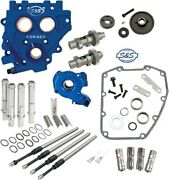 Sandamps Cycle - 310-0816 - 585ge Cam Chest Gear Drive Kit Harley-davidson