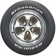 5557782 Bf Goodrich Radial T/a   White Letter   215/60r14