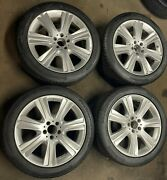 Mercedes Benz/amg S63 Lightly Used Rims And Tires