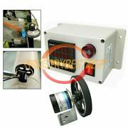 Meter Counter Rotary Encoder Wheel Roll Digital Electronic Length Measure 300ppr
