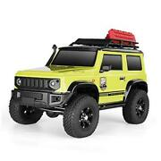 Rgt Rc Crawler 110 4wd Off-road Truck Rock Cruiser Rc Fluorescent Green