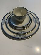 8 Sets Of Lenox Presidential Collection Columbia China, Dishes And Serving