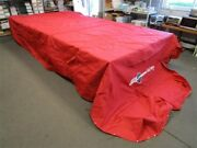 Sun Tracker Party Barge 27 Io / Ob 2005 Pontoon Cover Red 30391-02 Marine Boat