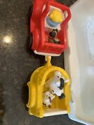 Fisher Price Little People Farm Truck With Horse Trailer