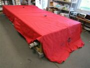 Sun Tracker Party Hut 30 Pontoon Cover 2009-2011 Red 31810-22 Marine Boat