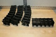Lionel G Scale Track Set 12 14020 Curved Pieces And 4 14603 Straight Pieces