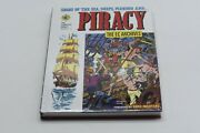 The Ec Archives Piracy By Wessler, Carl Hardcover Sealed Oop Mint Yes