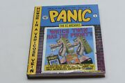 Ec Archives Panic Volume 1 The Ec Archives Panic By Various Hc Sealed Mint