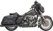 Bassani 1f76r True Dual Down Under System With Straight Can Mufflers 1800-1900