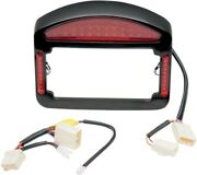 Cycle Visions - Cv4819b - Faceplate/light - Eliminator Taillight/license Frames