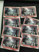 Star Wars 2004 Topps Heritage The Empire Strikes Back Promo S1. Pack 8 Cards