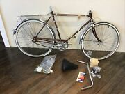 Nos Vintage Huffy Sportsman Deluxe 3 Menandrsquos 2696t 3 Speed Bicycle 26andrdquo Tires 2