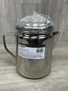 Coleman Coffee Percolator 12 Cup Stainless Steel Stovetop Camping Coffee Maker
