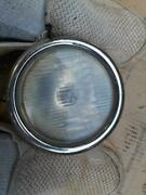 Antique Small Motorcycle Headlight Indian Harley Fog Hummer Scout Vintage C