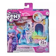 My Little Pony A New Generation Story Scenes Critter Creation Izzy Moonbow