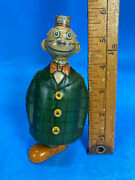 J Chein Happy Hooligan The Hobo Wind-up Toy Vintage 1932 King Features Syn