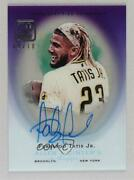 2021 Clearly Authentic 2006 Allen And Ginter Purple /10 Fernando Tatis Jr Auto