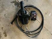 Mercury Quicksilver Top Mount Outboard Motor Shift And Throttle Control