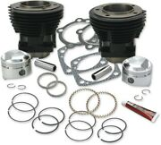 Sandamps Stock Bore Cylinder And Piston Kit - 80in. - Stock Compression Black
