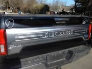 Tailgate W/ Rear View Camera Fits 18-19 Ford F150 King Ranch