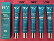 Anti Aging No7 Intense Advanced Protect And Perfect Serum New 5 X 30ml Boxed