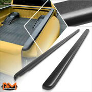 For 94-02 Dodge Ram 1500-3500 8and039 Truck Bed Side Rail Molding Cap Cover W/tape