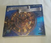 Vintage 1993 The All Paper Clock 3d Model Kit By Wrebbit The Peace Tower Niob