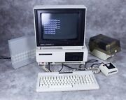 Tandy 1000 Personal Computer With Monitor Cm-2