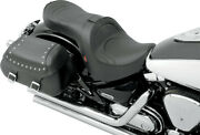Z1r Motorcycle 2 Up Seat Mild Stitching For Yamaha Roadstar 0810-1722
