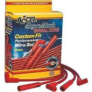 Accel 5040r Spark Plug Wire For 1995 Ford F-150, 87-90 Jeep Wrangler Yj