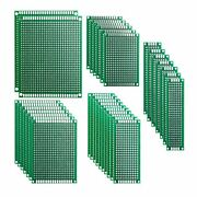 32 Pcs Double Sided Pcb Board Prototype Kit For Diy Soldering