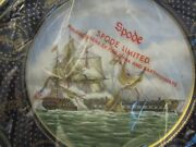 Spode The Maritime England Plate Uss Constitution Captures H M S Guerrier 91