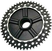 Alloy Art Universal Drive Chain Conversion System With Black Anodized Carrier