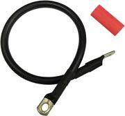 Drag Specialties 16 In. Battery Cable Motorcycle Street Bike