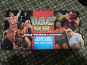1997 Cardinal Wwf Wrestling Trivia Game The Rock Rookie 100 Complete Stone Cold