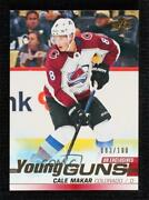 2019-20 Upper Deck Young Guns Ud Exclusives /100 Cale Makar 493 Rookie