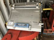 Ryobi Rp520-220f 3 Hole Plate Punch For Offset Printing Optical Register Punch