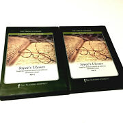 The Great Courses Joyce's Ulysses James Heffernan Dartmouth College Parts 1-2