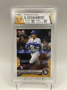 Zach Mckinstry Rc Gold Parallel 1/1 Hga 9 Inside Hr 2021 Mlb Topps Now Card 22