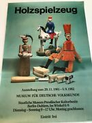 Wooden Toys, Museum Of German Folklore, 1982