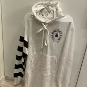 Chrome Hearts Hoodie White S Size Fashion Goods Vintage From Japanese K9484
