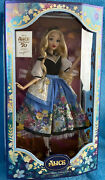 Disney Alice In Wonderland By Mary Blair Limited Edition Doll – 16 1/2'' In Hand