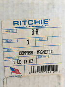 Ritchie Compasses B-81 Compass Bracket Mount 3 Never Installed