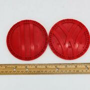 Thomas And Friends Wooden Train Roundhouse Replacement Parts Turntable Disks 2