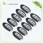 10x For Rogue 2014-2016 Remote Keyless Entry Smart Key Fob 433mhz 3button