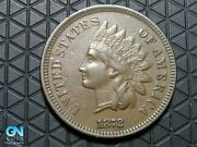 1872 Indian Head Cent Penny -- Make Us An Offer K6646