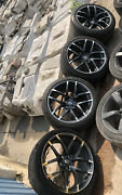 Nissan 370z Nismo Wheels V2 Set Front And Rear